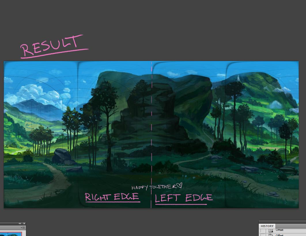 360° Panoramic Painting (Process) - YOG JOSHI ART